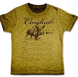 t- shirt CInghiale
